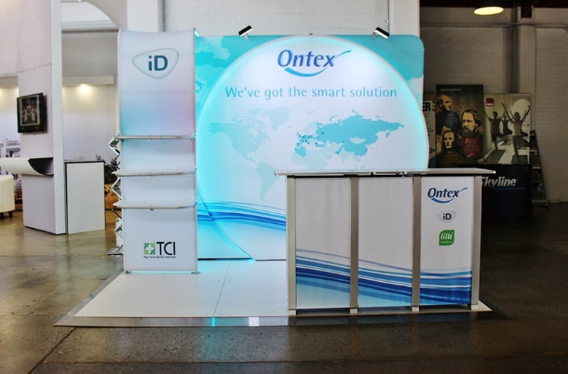Ontex Portable Best Display