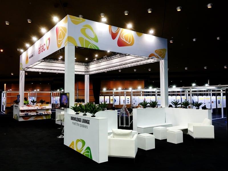 Bushfire CRC Exhibition Stand
