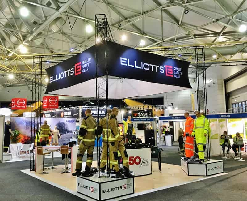 Exhibition Stand Lighting Qld : Tips to help you choose the best display stand for your next