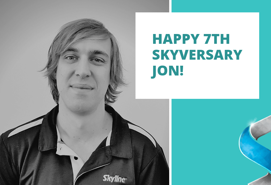 Happy 7th Skyversary Jon!