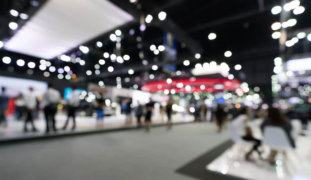 4 Reasons Why You Aren't Getting Enough Trade Show Booth Traffic