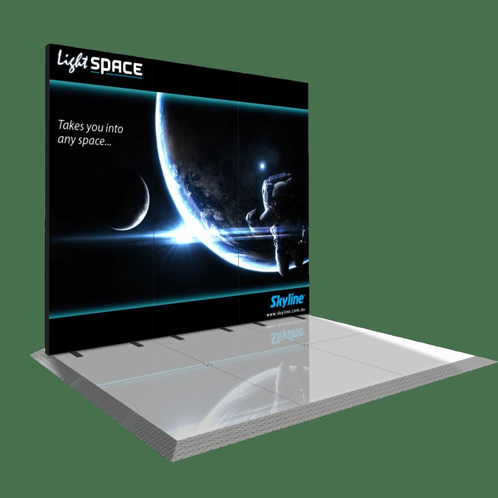 LightSpace Display