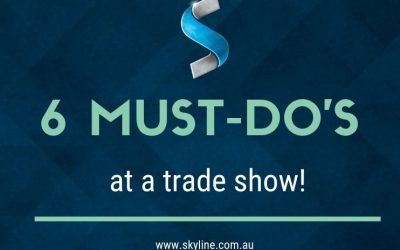 Trade Show Tips, 6 Must-Do