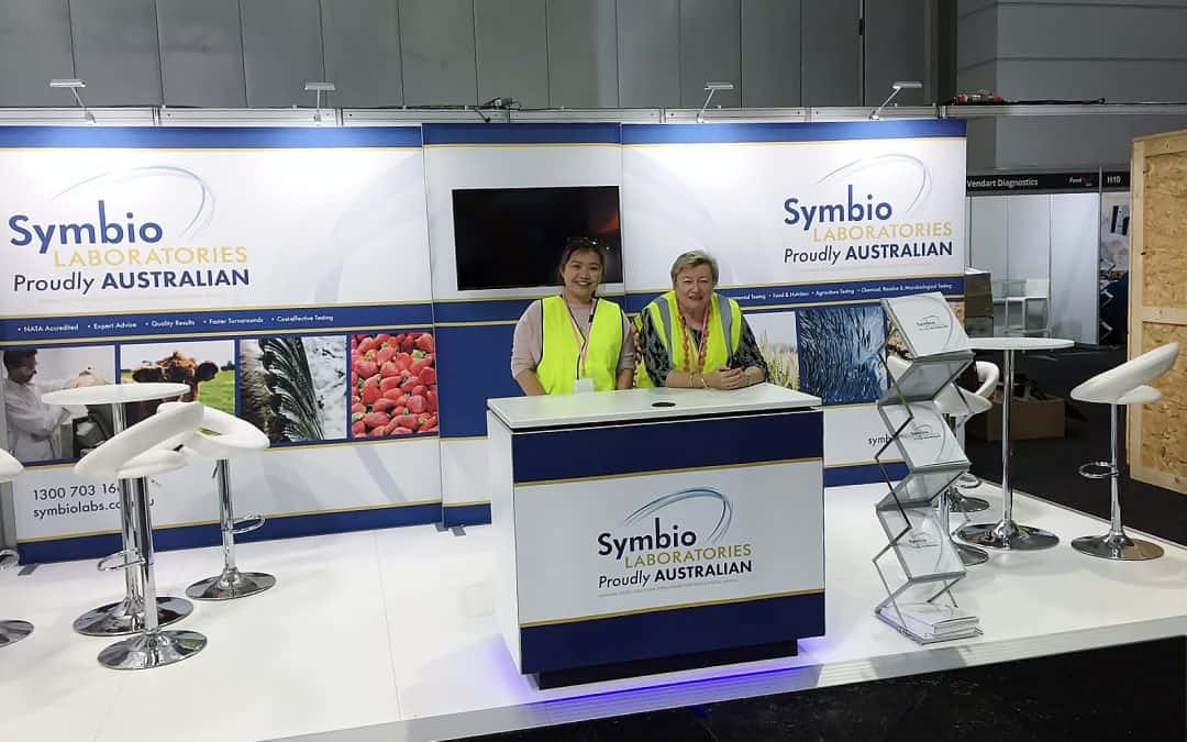 Symbio Laboratories at Foodtech QLD 2019