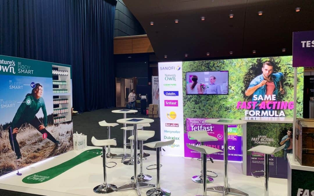 Sanofi Promoting Nature's Own and Telfast at Priceline Event