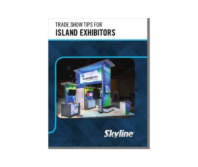 Free Workbook: Trade Show Tips for Island Exhibitors