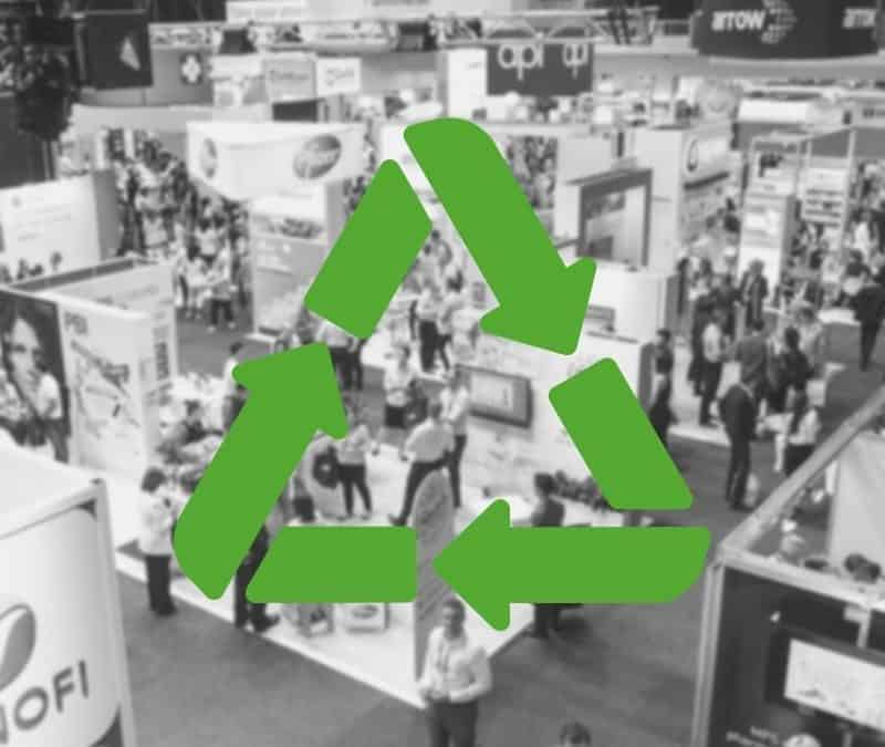 Practical Tips to Creating Sustainable Exhibits