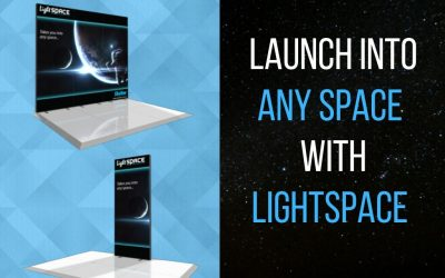 LightSpace Exhibit Display Promotion