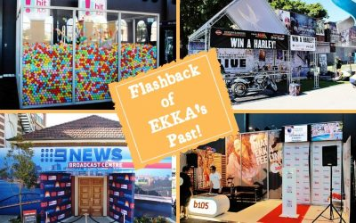 Ekka Display #flashback
