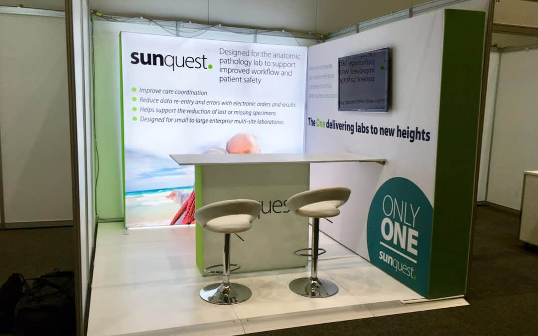 Sunquest Information System at Hisa's HIC 2019