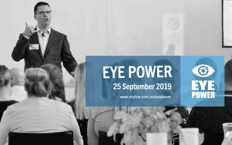Last Chance To Register For Eye Power!