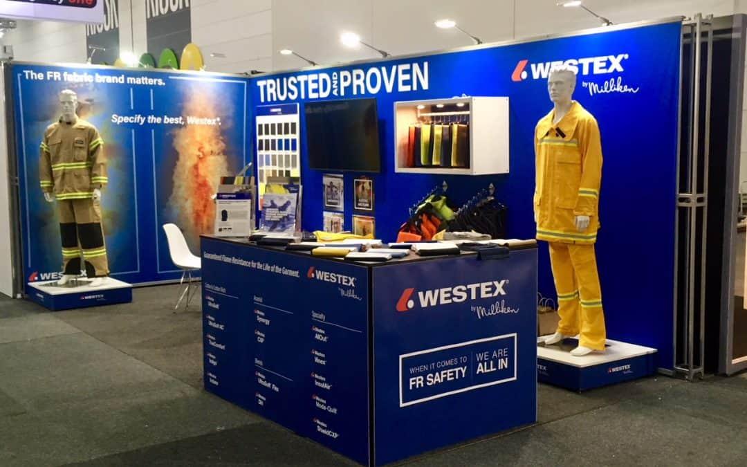 Westex by Milliken Attends AFAC 2019
