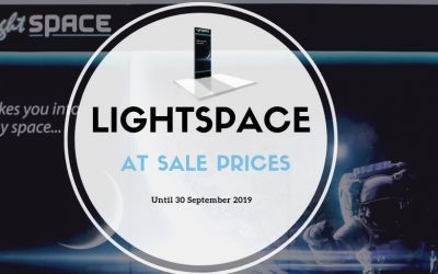Time is Ticking – Get LightSpace Now!