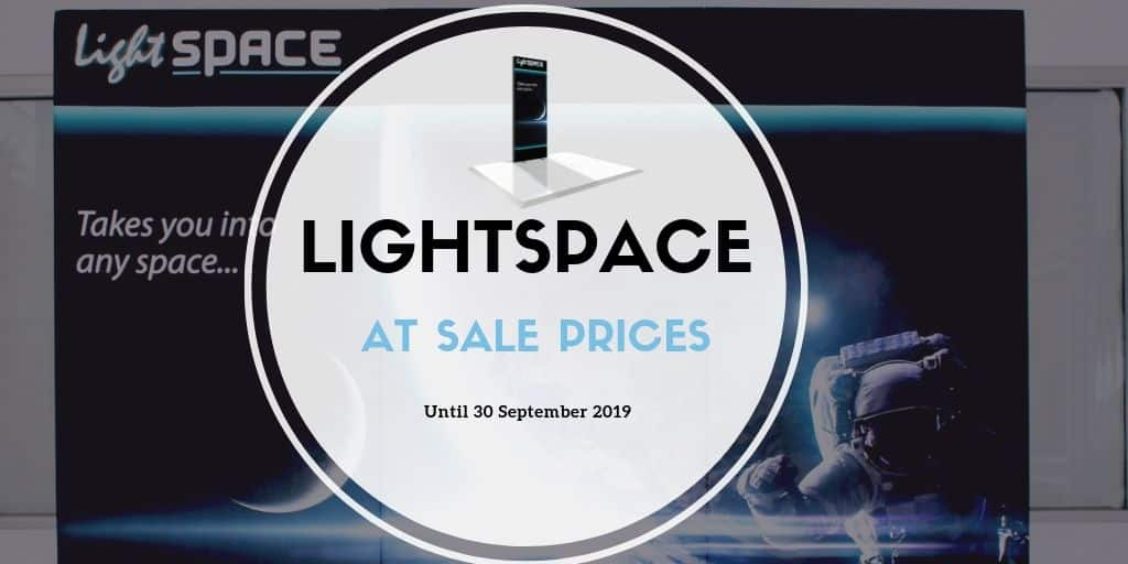 Sale prices for LightSpace End Soon – Order Now!
