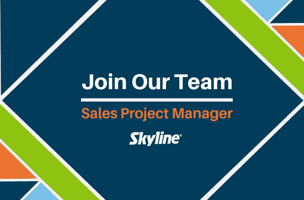 Sales Project Manager – Apply Now