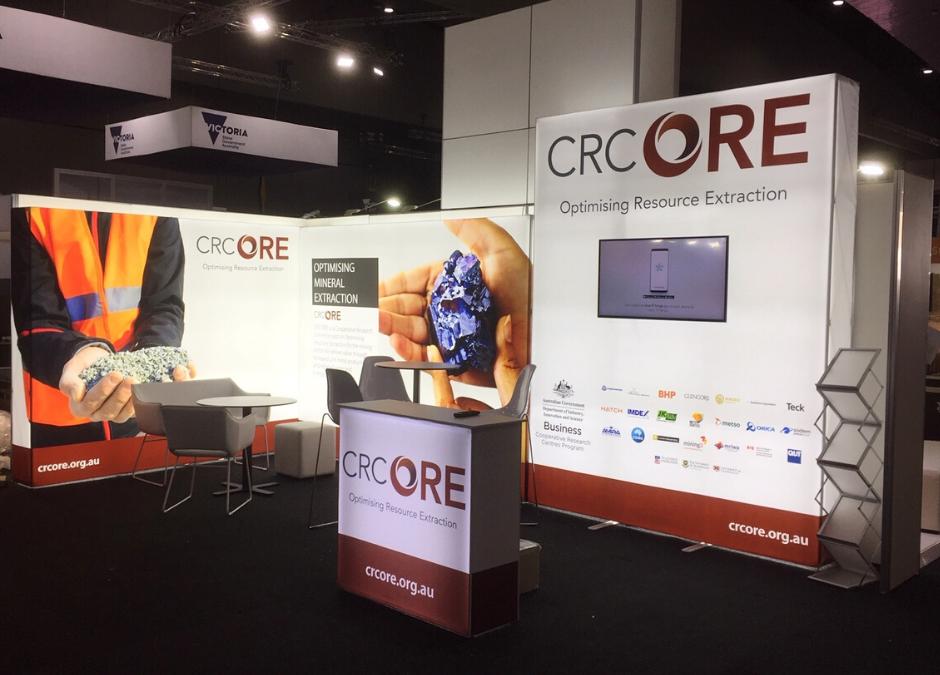 CRC ORE at IMARC 2019