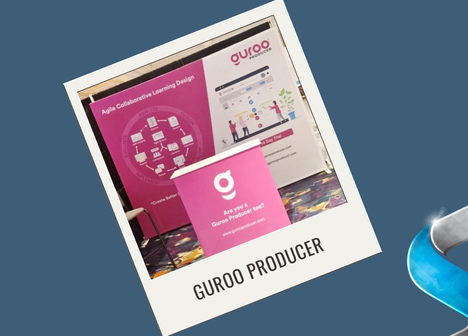 Guroo Producer at DevLearn 2019, Las Vegas