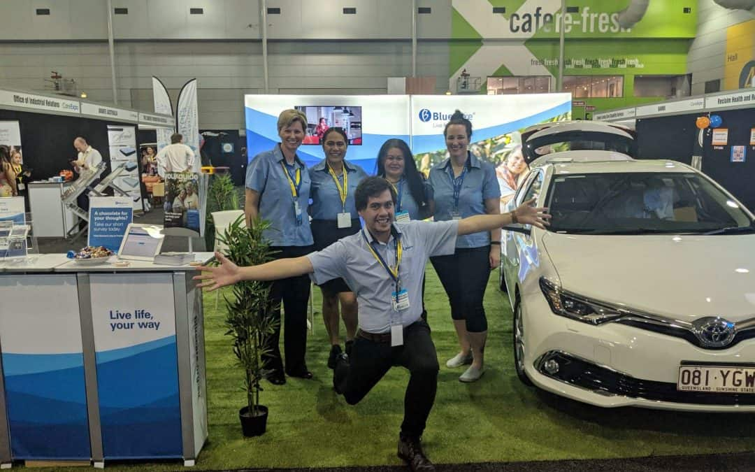 Uniting Care Queensland at Care Expo 2019
