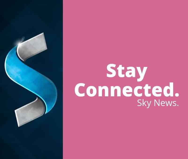 Stay Connected: Subscribe to Sky News