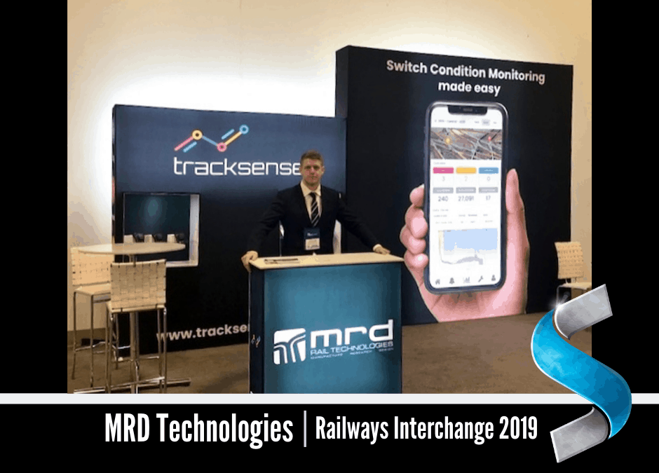 MRD Technologies at Railways Interchange 2019