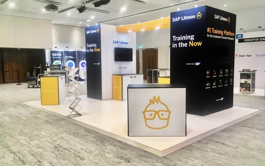 SAP Litmos at L&D Tech Fest 2019