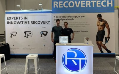 Recovertech at Melbourne Fitness Show 2019
