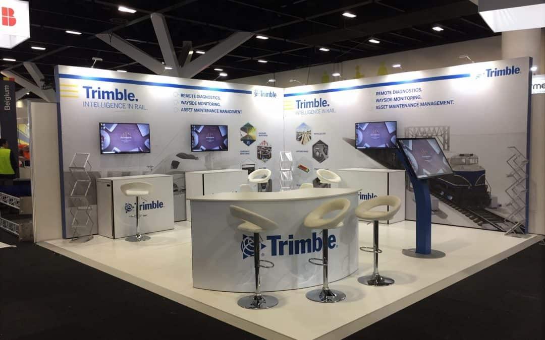 Trimble at AusRAIL 2019