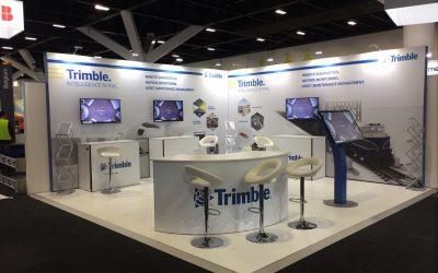 Trimble at AusRAIL