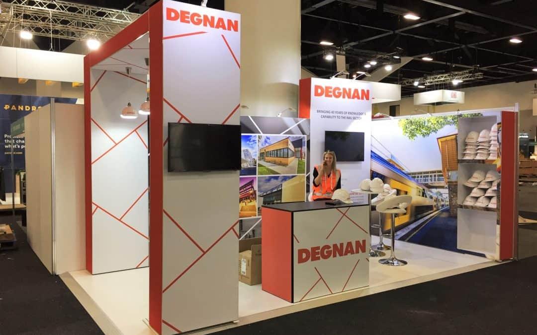 Degnan at AusRAIL 2019