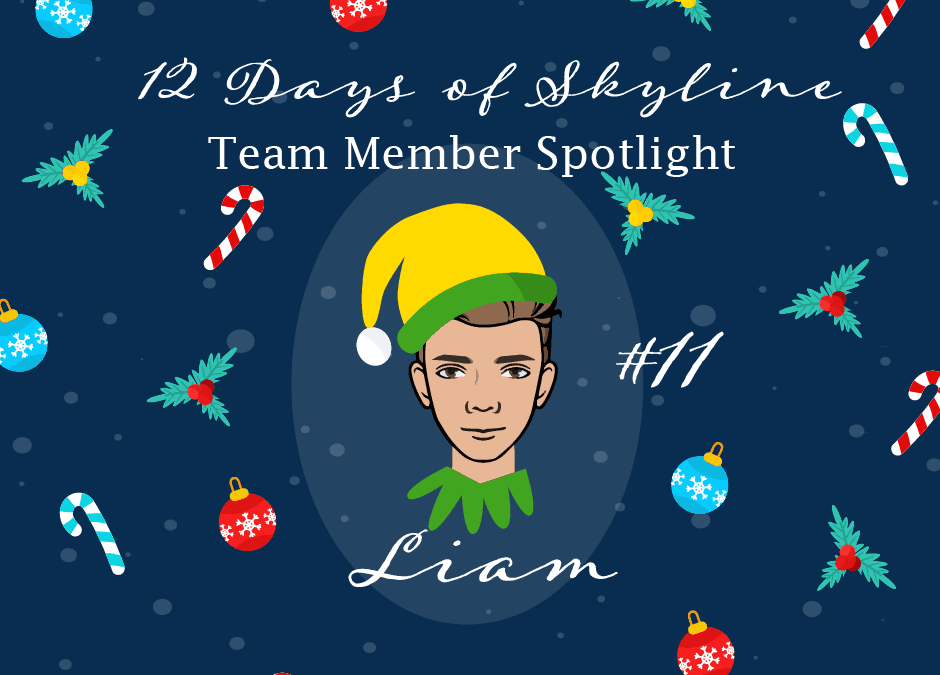 12 Days Of Skyline Team Member Spotlight – Liam