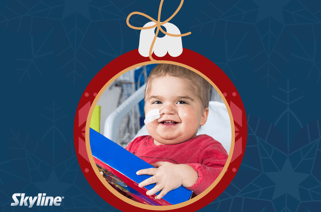 Give a Gift to Support the Kids in Hospital