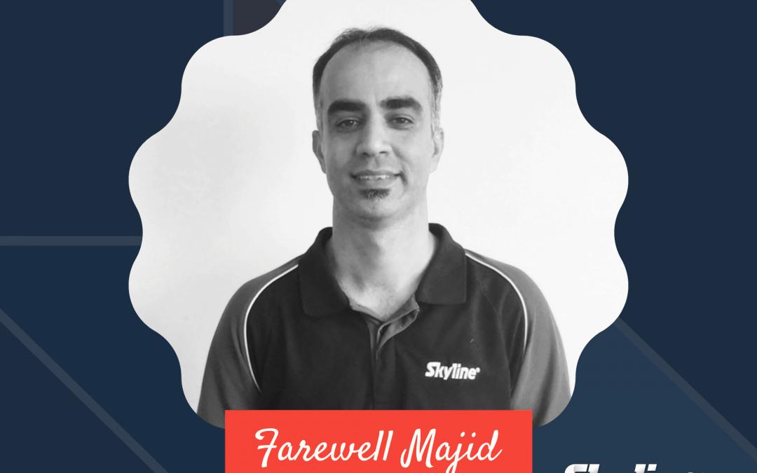 Farewell Majid