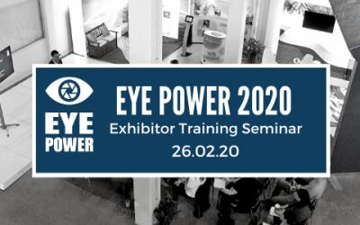 Register for Eye Power 2020