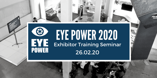 Register for Eye Power 2020