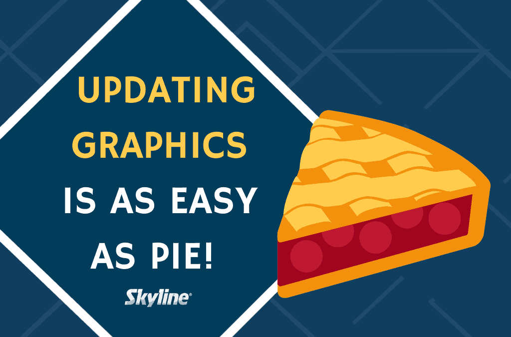 Updating Graphics Is As Easy As Pie!