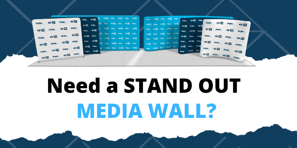 Get Yourself a Stand Out Media Wall!