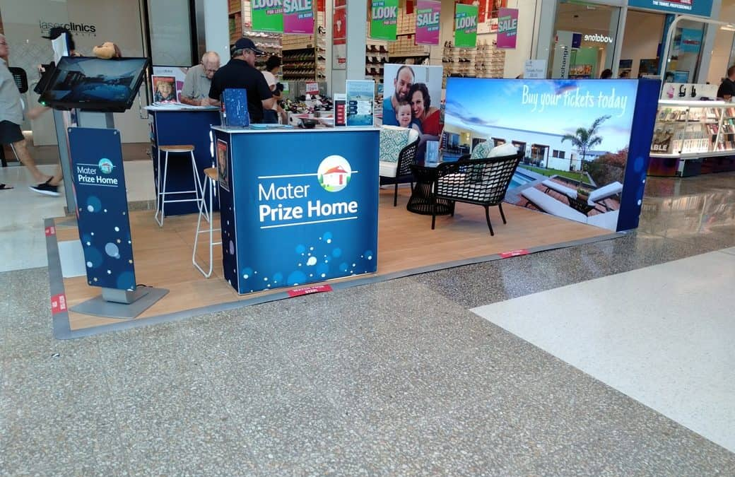 Mater Prize Home at Westfield Helensvale