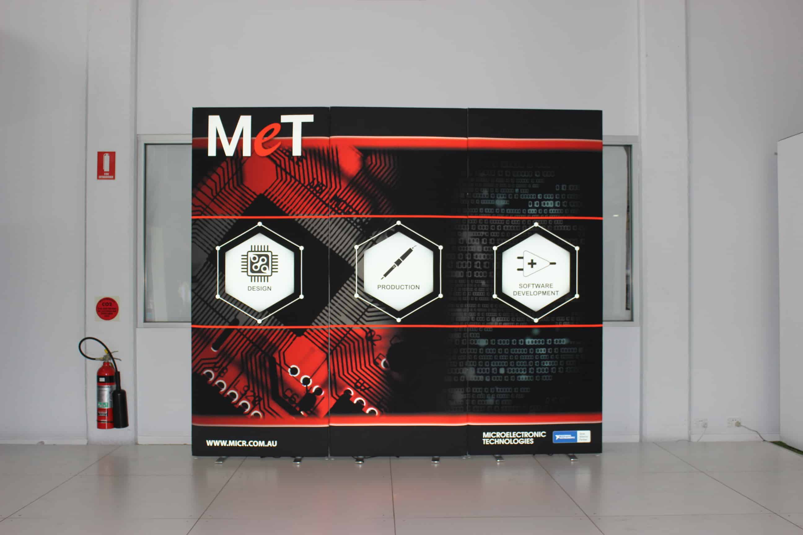 Lightspace Microelectronic Technologies Pty Ltf