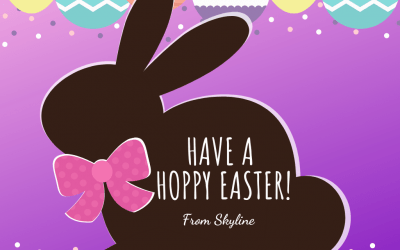 Happy Easter From Skyline!