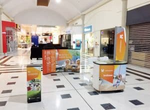Shopping Centre Activations