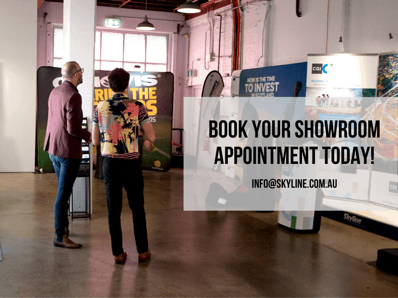 Visit Skyline's Brisbane Showroom!