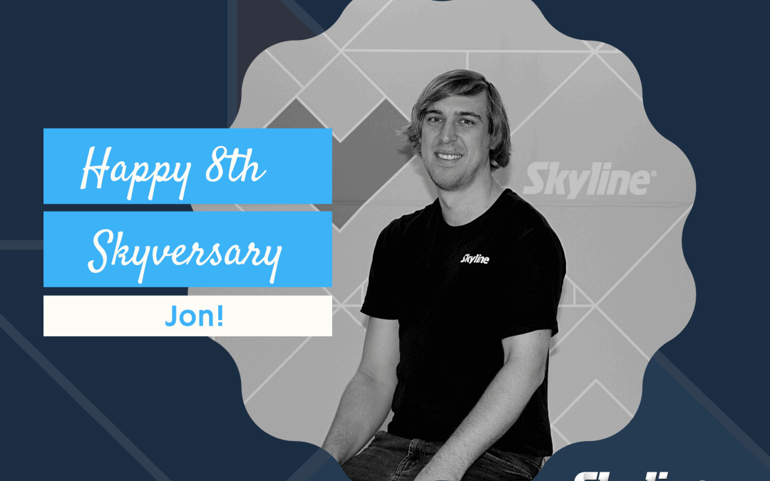 Happy 8th Skyversary Jon!