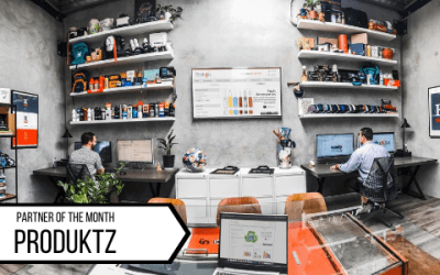 Partner of the month-August - Produktz