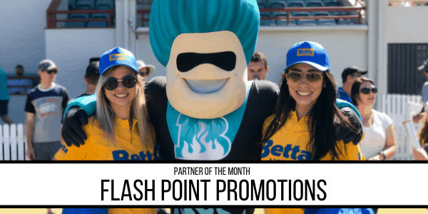 Partner Spotlight: Flash Point Promotions