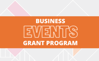 Business Events Grant Program
