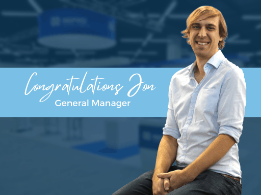 Congratulations to our new General Manager – Jon Cunz!