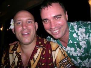 Ken & Ron - Fiji Trip - Ken's Retirement post