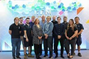 Skyline Team 2021 - Ken's Retirement