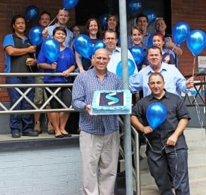 Skyline's Birthday - Ken's retirement blog