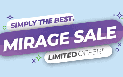 Simply the Best - Mirage Promotion 2021